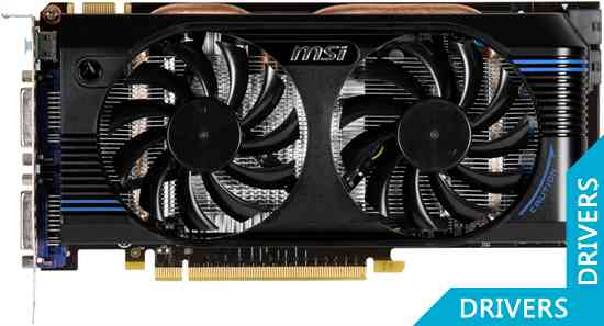 ���������� MSI GeForce GTX 560 Ti 1024MB GDDR5 (N560GTX-Ti-M2D1GD5/OC)