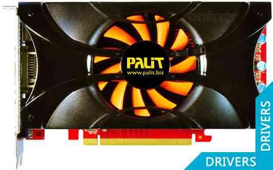 ���������� Palit GeForce GTX 460 Green 768MB GDDR5 (NE5X46E0HD79-1142F)