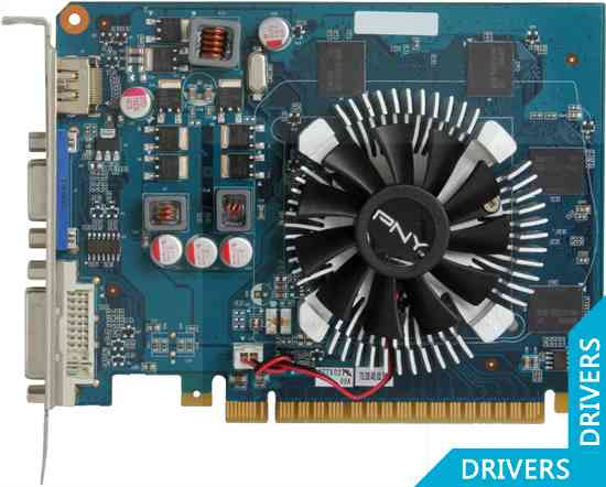 ���������� PNY GeForce GT 440 1024MB GDDR5 (VCGGT4401XPB)