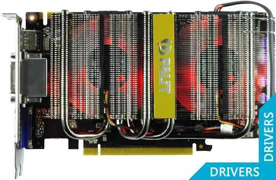 Видеокарта Palit GTX 560 Ti Twin Light Turbo 1024MB GDDR5 (NE5X56TT1102-1140F)
