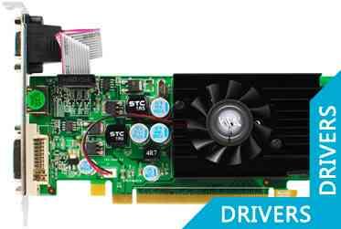 Видеокарта KFA2 GeForce 210 512 MB DDR3