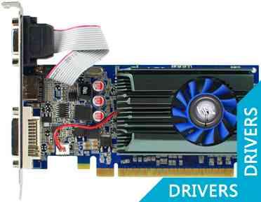 Видеокарта KFA2 GeForce GT 520 2GB DDR3