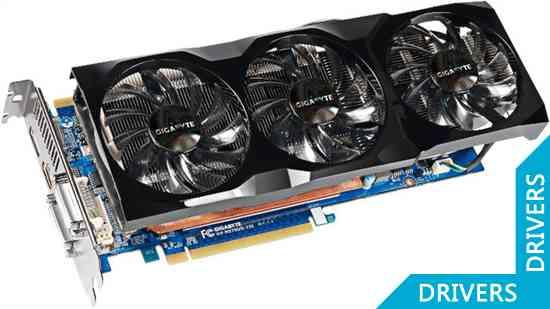 Видеокарта Gigabyte GeForce GTX 570 1280MB GDDR5 (GV-N570UD-13I (rev. 2.0))