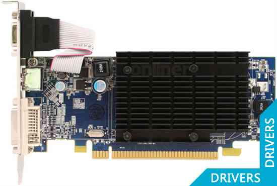 Видеокарта Sapphire HD 4350 1024MB HyperMemory DDR2 (11142-34)