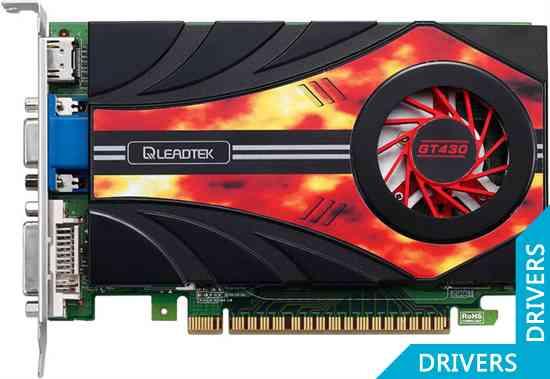 Видеокарта Leadtek WinFast GT 430 2GB DDR3