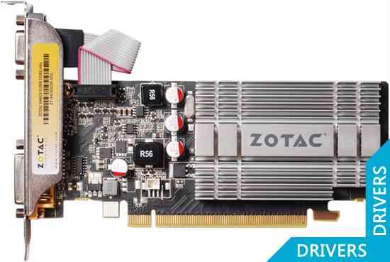 ���������� ZOTAC GeForce 8400 GS 1024MB DDR2 (ZT-84GEK2M-HSL)