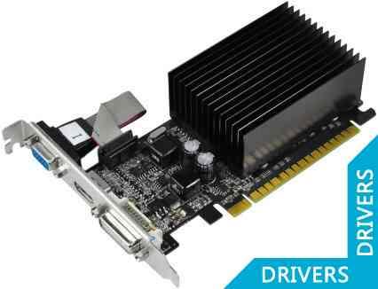 Видеокарта Gainward GeForce 210 512MB DDR3 (426018336-2081)