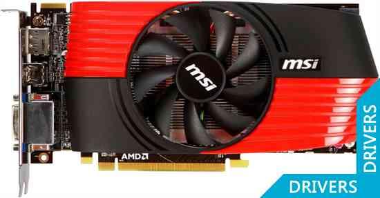 Видеокарта MSI HD 6790 1024MB GDDR5 (R6790-PM2D1GD5/OC)