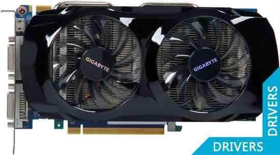 Видеокарта Gigabyte GeForce GTX 460 1024MB GDDR5 (GV-N460OC-1GI (rev. 3.0))