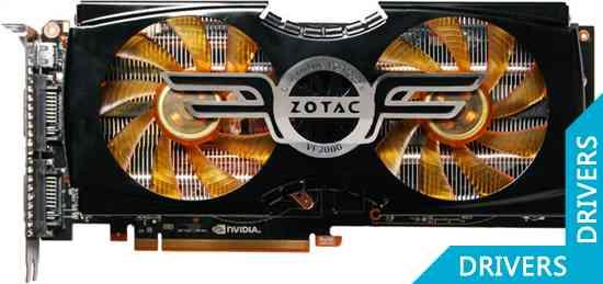 Видеокарта ZOTAC GeForce GTX 480 AMP! 1536MB GDDR5 (ZT-40102-30P)