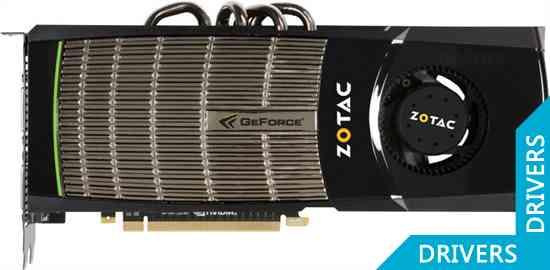 Видеокарта ZOTAC GeForce GTX 570 Synergy 1280MB GDDR5 (ZT-50205-10P)