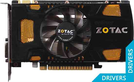 ���������� ZOTAC GeForce GTX 550 Ti AMP! 1024MB GDDR5 (ZT-50402-10L)