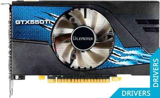 Видеокарта Leadtek WinFast GTX 550 Ti 1024MB GDDR5 (GTX550TI-1024D5-SFAS-4)