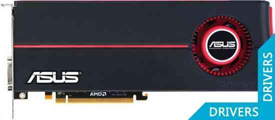 Видеокарта ASUS HD 5870 1024MB GDDR5 (EAH5870/2DIS/1GD5/A)