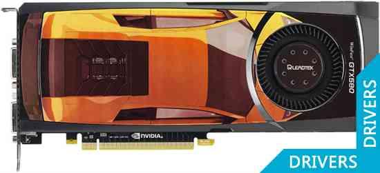 Видеокарта Leadtek WinFast GTX 580 3GB GDDR5