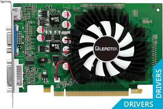 Видеокарта Leadtek WinFast GT 220 512MB DDR3