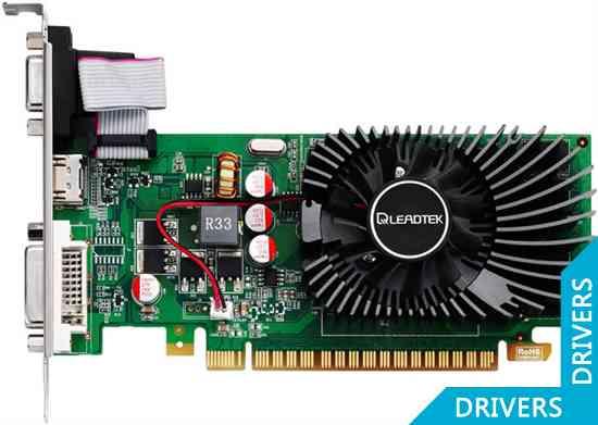 Видеокарта Leadtek WinFast GT 430 1024MB DDR3