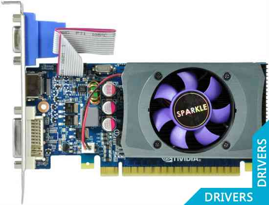 Видеокарта SPARKLE GeForce GT 430 2GB DDR3 (SXT4302048S3L-NM)