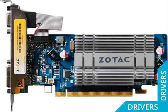 Видеокарта ZOTAC GeForce 210 Synergy 512MB DDR3 (ZT-20309-10L)