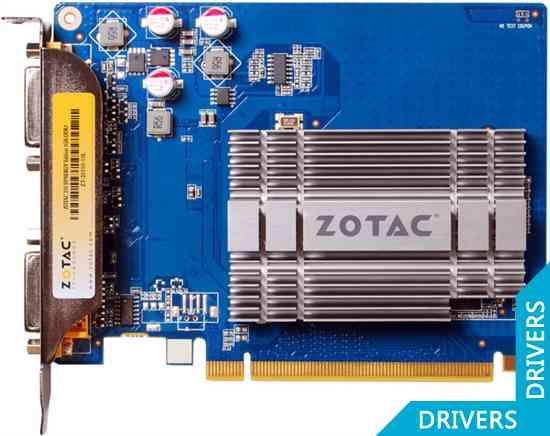 Видеокарта ZOTAC GeForce 210 Synergy 1024MB DDR3 (ZT-20310-10L)