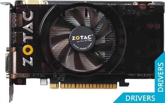 Видеокарта ZOTAC GeForce GTS 450 512MB GDDR5 (ZT-40504-10L)
