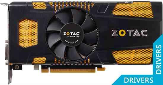 Видеокарта ZOTAC GeForce GTX 560 OC 1024MB GDDR5 (ZT-50703-10M)