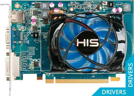 Видеокарта HIS HD 6670 Fan 1024MB GDDR5 (H667F1G)