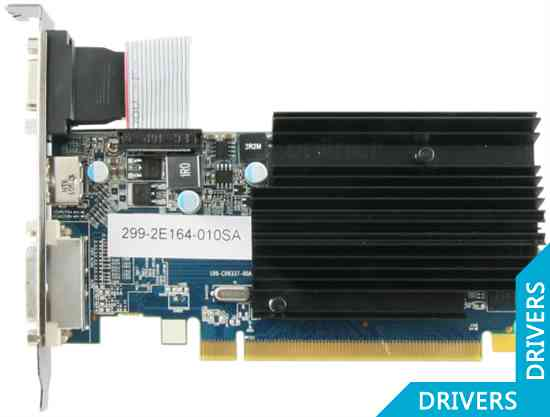 Видеокарта Sapphire HD 6450 512MB DDR3 HyperMemory (11190-04)