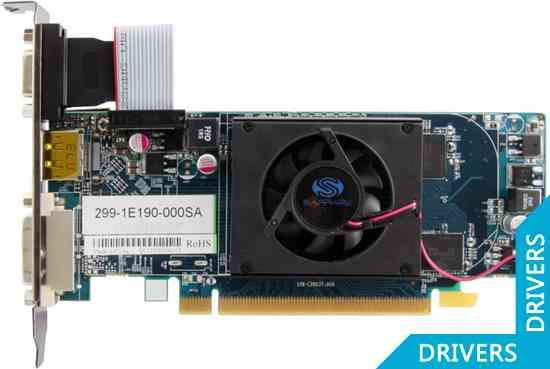 ���������� Sapphire HD 6450 512MB GDDR5 (11190-00)