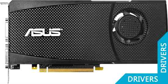Видеокарта ASUS GeForce GTX 470 1280MB GDDR5 (ENGTX470/2DI/1280MD5/V2)
