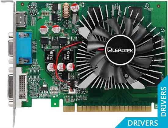 Видеокарта Leadtek WinFast GT 440 1024MB GDDR5