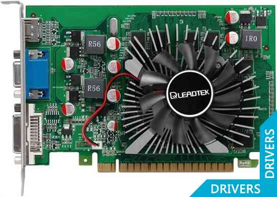 Видеокарта Leadtek WinFast GT 440 1024MB DDR3