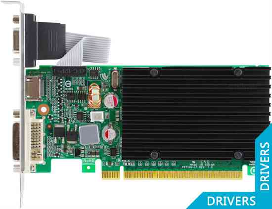 ���������� EVGA GeForce 210 512MB DDR3 (512-P3-1311-KR)
