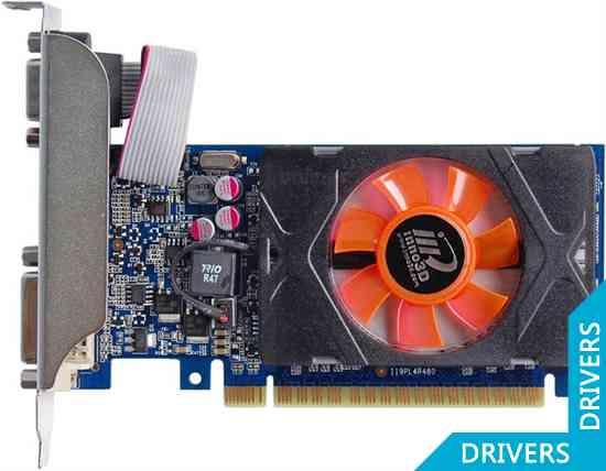 ���������� Inno3D GeForce GT 520 1024MB DDR3 (N520-1DDV-D3BX)