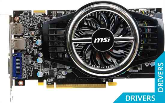 Видеокарта MSI HD 6770 1024MB GDDR5 (R6770-PMD1GD5)