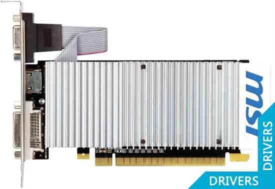 ���������� MSI GeForce 210 1024MB DDR3 (N210-MD1GD3H/LP)