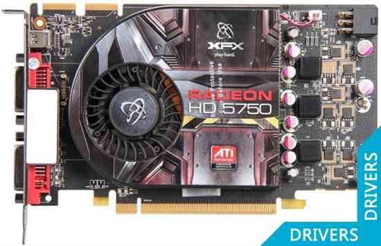 ���������� XFX Radeon HD 5750 1024MB GDDR5 (HD-575X-ZMFM)