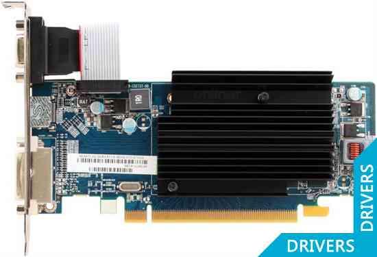 Видеокарта Sapphire HD 6450 2GB DDR3 (11190-09)