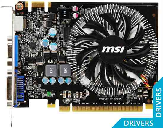 Видеокарта MSI GeForce GTS 450 1024MB DDR3 (N450GTS-MD1GD3)