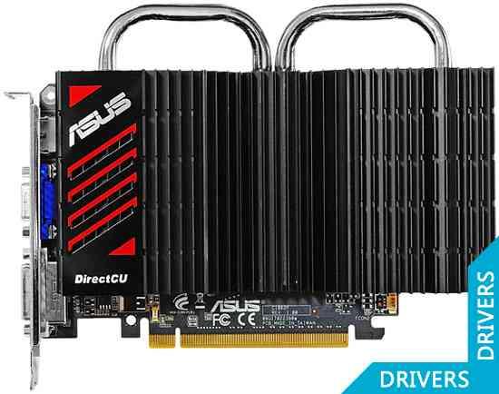 Видеокарта ASUS ENGTS450 DC SL/DI/1GD3