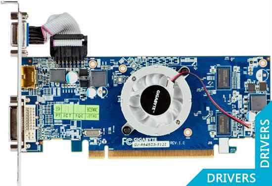 ���������� Gigabyte HD 6450 512MB DDR3 (GV-R645D3-512I)
