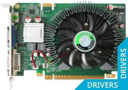 Видеокарта Point of View GeForce GTS 450 2GB DDR3 (VGA-450-A1-2048)