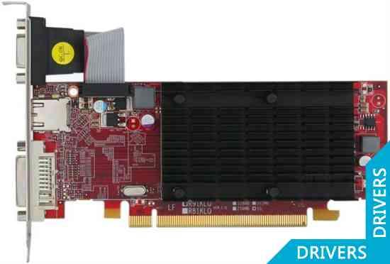 Видеокарта PowerColor HD 6450 1024MB DDR3 (AX6450 1GBK3-SH)