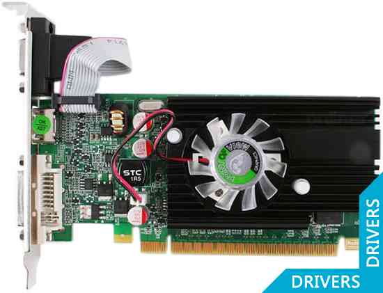 Видеокарта Point of View GT 520 2GB DDR3 (VGA-520-A1-2048)