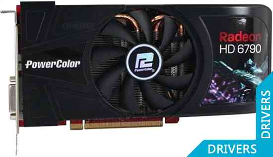 Видеокарта PowerColor HD 6790 1024MB GDDR5 (AX6790 1GBD5-DH)
