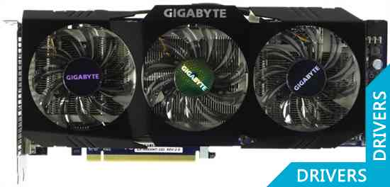 Видеокарта Gigabyte GeForce GTX 465 1024MB GDDR5 (GV-N465MT-1GI)