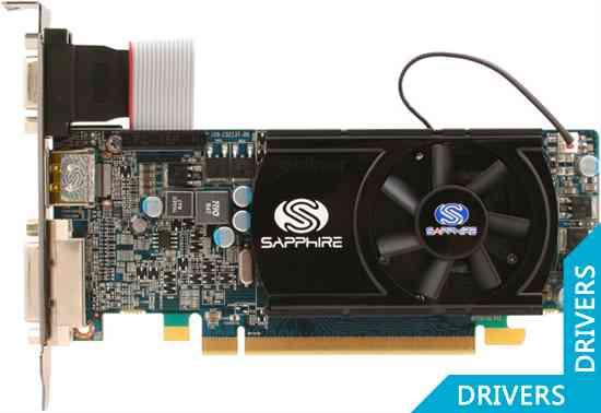 Видеокарта Sapphire HD 5550 1024MB DDR3 (11170-01)