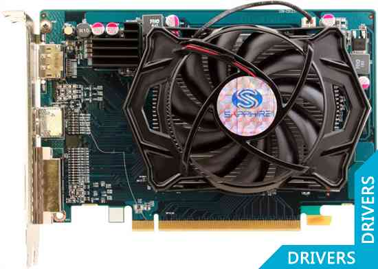 Видеокарта Sapphire HD 5670 1024MB GDDR5 HyperMemory (11168-31)