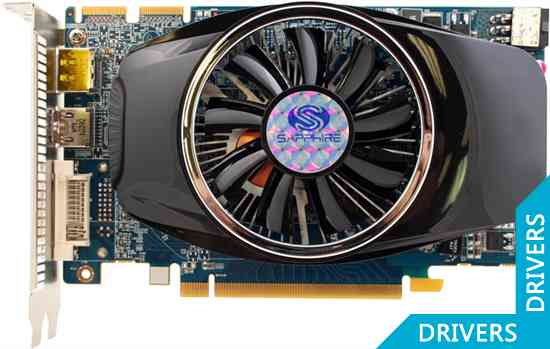 Видеокарта Sapphire HD 6750 1024MB GDDR5 (11186-01)