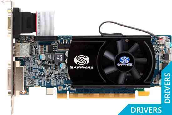 Видеокарта Sapphire HD 5570 2GB DDR3 (11167-19)